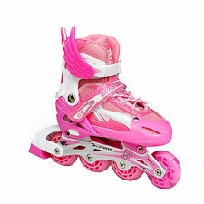New Inline Skates Featuring Illuminating Roller-skating shoes with Protector Hot