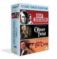 Classic Charles Dickens - Great Expectations / A Tale Of Two Cities / Oliver Twi