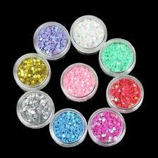 3mm 1000pcs Sparkling Stars Loose Sequin Paillette Wedding Dress Sewing xin