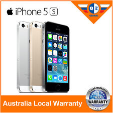 Unlocked (New Sealed box) Apple iPhone 5s - 16GB 32GB 64GB AUS WTY+12Month