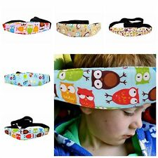 Baby Adjustable Sleep Fastening Belt Pram Stroller Head Support Car Seat
