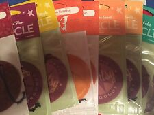 Scentsy circles various scents