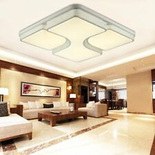 36W Dimmable 72 LED Ceiling Down Light Bathroom Fitting Kitchen Lamp Flush Mount