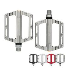 Mountain Bike Bicycle Pedals Bearing Pedals Aluminum Alloy Platform K4F7