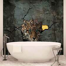 WALL MURAL PHOTO WALLPAPER XXL Jaguar Leopard (2771WS)