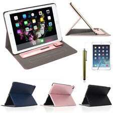 """New PU Leather Smart Case Cover Wake Up Stand Pen Pocket for APPLE iPad Pro 9.7"""""""