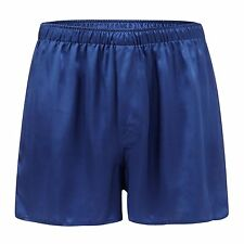 The Collection Mens Blue Silk Boxers From Debenhams