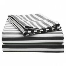 Impressions Cotton Rich 600 Thread Count Cabana Sheet Set. Shipping is Free