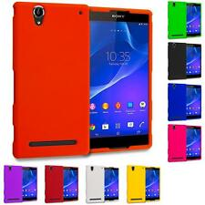 For Sony Xperia T2 Ultra Hard Protective Matte Skin Case Cover Accessory