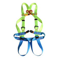 Safety Rock Climbing Tree Carving Rappel Full Body Fall Protection Harness Gear