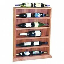 Designer Series 12-Bottle Vertical Wine Display Cabinet. Huge Saving