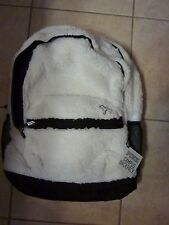 VICTORIAS SECRET PINK NEWEST 2016 LARGE SHERPA DOG BACKPACK SOLD OUT NWT