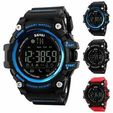 Bluetooth 4.0 Smart Wrist Watch Touch Screen Phone Mate for Android iPhone IOS