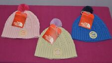 """The north Face Baby Minna Beanie Hat Size XXS  0 - 6 Months 15.5""""-17.5"""" New $25"""