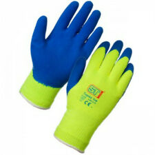 """6 pairs of Supertouch Topaz ICE Thermal Grip Gloves   """"FREE DELIVERY"""""""
