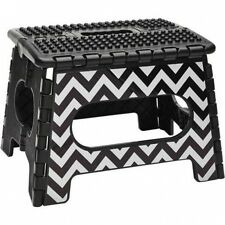 Housecandie Comfort Folding Step Stool, 23cm. Shipping is Free