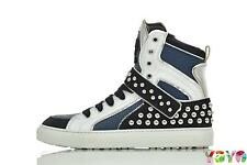 Dsquared2 DS2 Men's SHOES Sneaker DSQ + Sizes - Made in Italy -