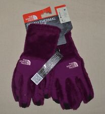 The North Face Women's Denali Thermal Etip Glove High Loft Fleece Powered Size M