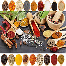 Pure Whole and Ground Spices Masala/Seeds for Indian Cooking | Direct From India