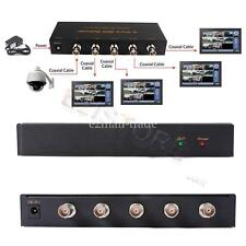 4 Port 1x4 SDI Splitter 3G HD SD SDI Distribution Amplifier Repeater Video 1080P