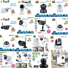 Wifi 720P/1080P Wireless IP Camera CCTV Security Motion Detection Night Vision