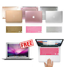 """Hard Case+Keyboard Cover+LCD Film 3 in1 MacBook Set for Air Pro Retina 11 13 15"""""""
