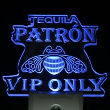 VIP Only Led Night Light lamp home bar room Patron Tequila decor mens gift