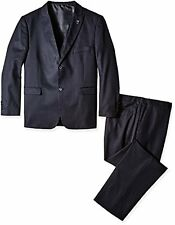 Stacy Adams Tailored 5740-002BT Mens Big and Tall Bit Slim Fit