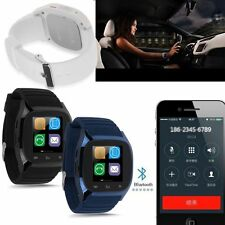 M26 Touch Screen Bluetooth Smart Watch Phone Mate Sync Pedometer for Android IOS