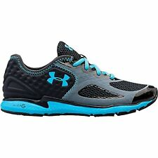 1258376-016 Under Armour Micro G Mantis II Nite Brite Shoe - Womens Anthracite