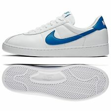 Nike Bruin QS Leather '70s 842956-100 White/Photo Blue Men's Shoes