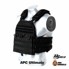 APC Armadillo Plate Carrier Ballistic Tactical Molle Gear Body Armor Variety Kit