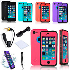 Waterproof Shockproof Dirt Snow Proof Heavy Duty Case Cover For iPhone 5C Case