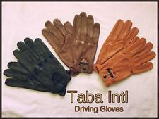 MENS LAMBSKIN TOP QUALITY REAL SOFT LEATHER MENS FASHION DRIVING GLOVES