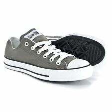 Converse All Star Chuck Taylor Low Top Gray Sneakers Unisex Shoes 3j794