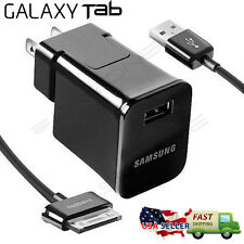 "USA Travel Wall Charger Cable for 7/8.9 /10.1""For Samsung Galaxy Tab 2 Tablet"