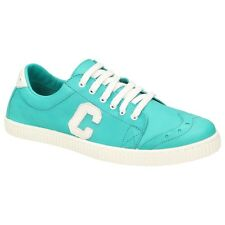 Chipie Saville 275390-50 Ladies Leather Trainers Lace Up Low Shoes