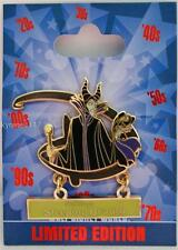 DISNEY WORLD GENEARATION D COUNTDOWN SLEEPING BEAUTY MALEFICENT PIN LE500 #6of13
