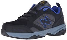 New Balance Men's Steel Toe 627 Suede Cross-Trainer Shoe - Choose SZ/Color