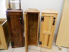 Toilet Paper Storage Cabinet - Solid Wood