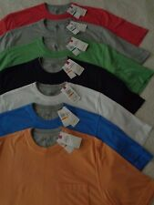 MEN'S IZOD SALTWATER RELAXED CLASSICS SHORT SLEEVE CREW NECK SHIRT