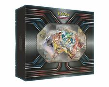 POKEMON HOOPA EX LEGENDARY COLLECTION BOX 5 BOOSTERS FULL ART PROMO CARD PIKACHU