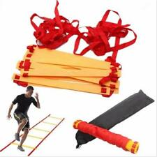 Durable 6/12/20 Rung Agility Ladder Speed Football Soccer Fitness Feet Training
