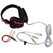 Pro Cosonic CD-618 Crack Version Gaming Headphone Earphone Microphone Headset UK