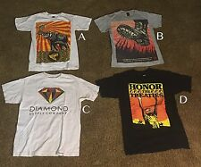 Mens' T-Shirt Top from Obey, Stussy, Diamond, Asphalt Must See Size S,M