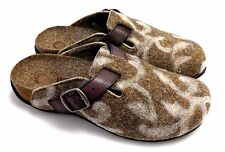 Orthaheel Flores Wool Slipper Shoes w/ Arch Support FLOOR