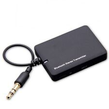 Mini 3,5 mm Bluetooth Audio Sender A2DP Stereo-Dongle-Adapter fuer TV-iPod 07H3
