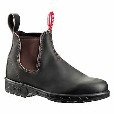 Rossi Boots ENDURA 303 AIR SOLES WORK BOOTS *Aust Made-Size US 9,9.5, 10 Or 10.5