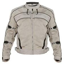 Xelement Silver Igniter Tri-Tex Motorcycle Jacket