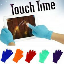 Soft Magic Warm Winter Touch Screen Gloves Knit Texting Capacitive Smartphone